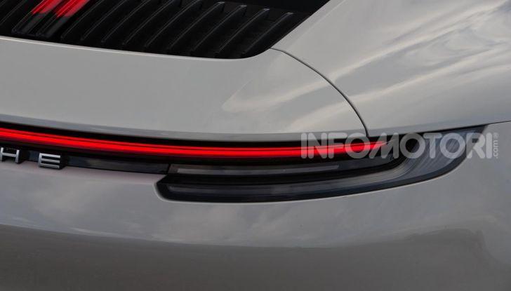 Nuova Porsche 911 (992): Prova su strada in Corsica della nuova Carrera S - Foto 32 di 69