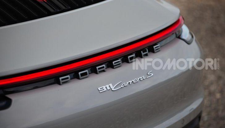 Nuova Porsche 911 (992): Prova su strada in Corsica della nuova Carrera S - Foto 56 di 69