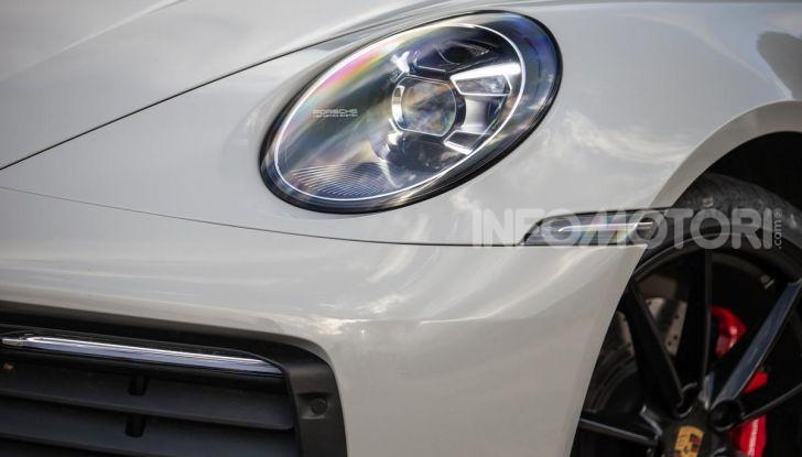 Nuova Porsche 911 (992): Prova su strada in Corsica della nuova Carrera S - Foto 34 di 69