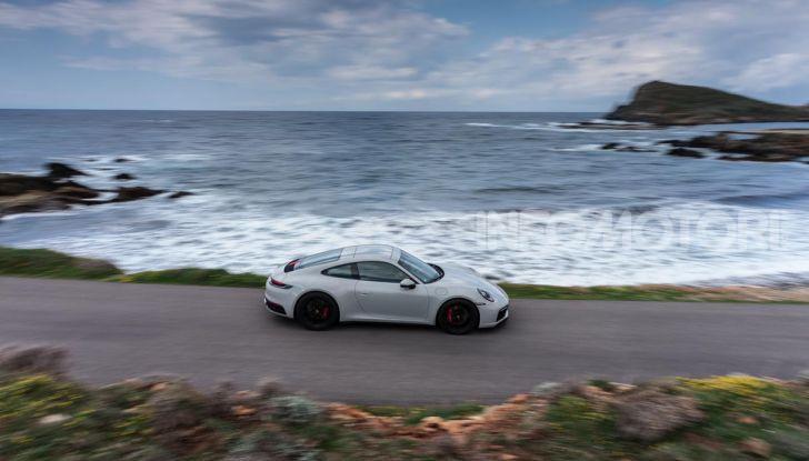 Nuova Porsche 911 (992): Prova su strada in Corsica della nuova Carrera S - Foto 58 di 69