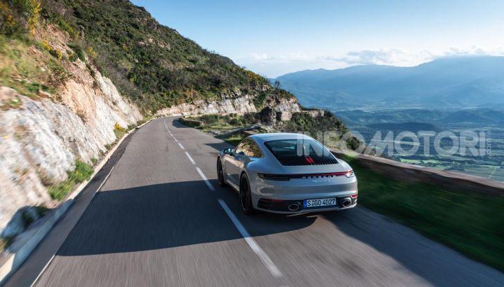 Nuova Porsche 911 (992): Prova su strada in Corsica della nuova Carrera S - Foto 49 di 69