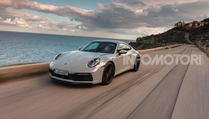 Nuova Porsche 911 (992): Prova su strada in Corsica della nuova Carrera S - Foto 39 di 69