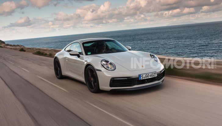Nuova Porsche 911 (992): Prova su strada in Corsica della nuova Carrera S - Foto 40 di 69