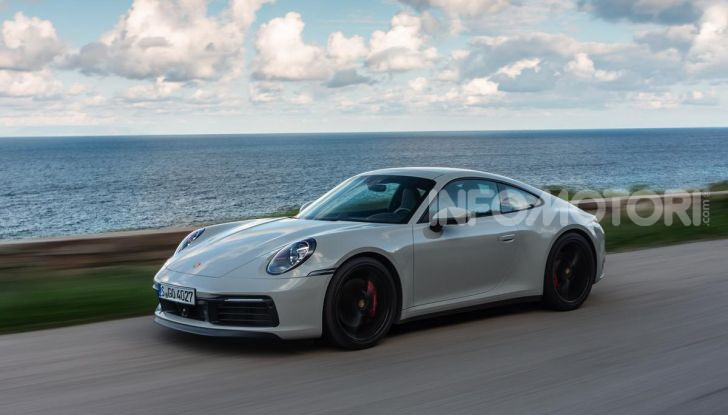 Nuova Porsche 911 (992): Prova su strada in Corsica della nuova Carrera S - Foto 64 di 69