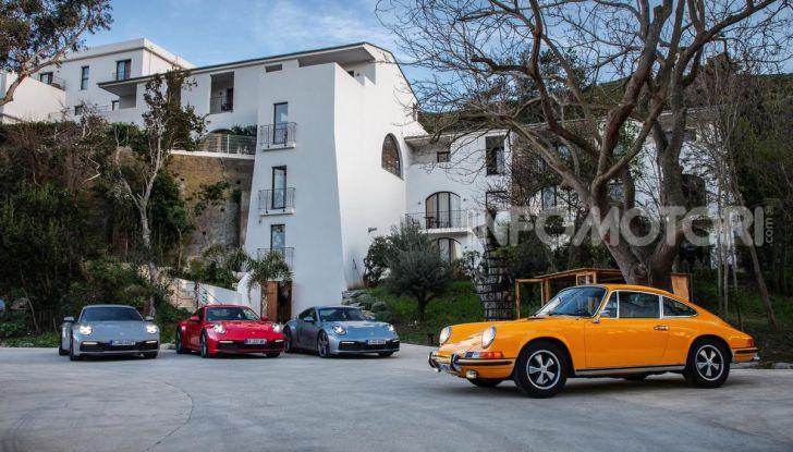 Nuova Porsche 911 (992): Prova su strada in Corsica della nuova Carrera S - Foto 66 di 69
