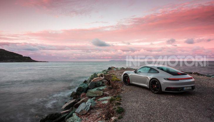Nuova Porsche 911 (992): Prova su strada in Corsica della nuova Carrera S - Foto 68 di 69