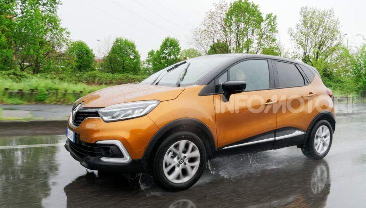 Prova Renault Captur Tce 130 Sport Edition 2019, nuovo allestimento e motore - Foto 1 di 41
