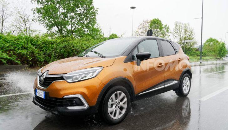 Prova Renault Captur Tce 130 Sport Edition 2019, nuovo allestimento e motore - Foto 2 di 41