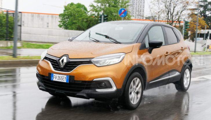 Prova Renault Captur Tce 130 Sport Edition 2019, nuovo allestimento e motore - Foto 3 di 41