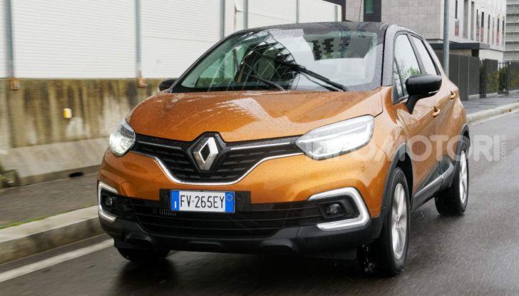 Prova Renault Captur Tce 130 Sport Edition 2019, nuovo allestimento e motore - Foto 5 di 41