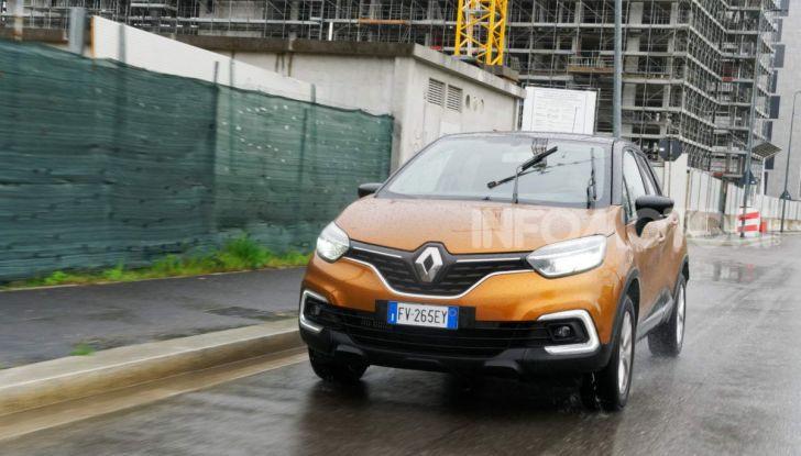 Prova Renault Captur Tce 130 Sport Edition 2019, nuovo allestimento e motore - Foto 6 di 41