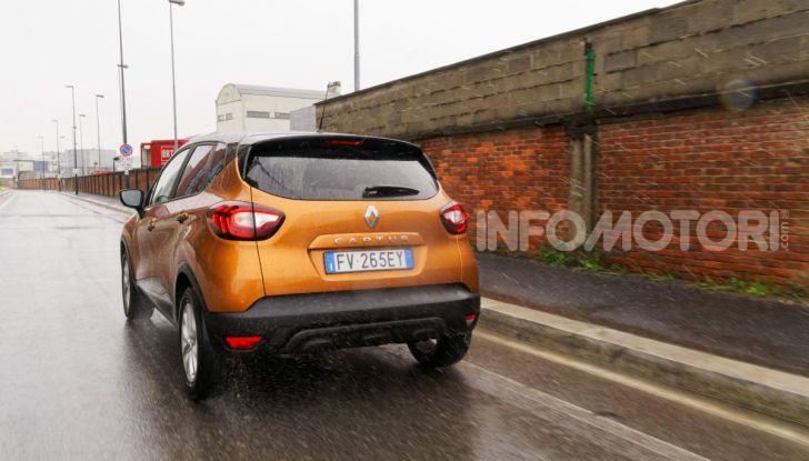 Prova Renault Captur Tce 130 Sport Edition 2019, nuovo allestimento e motore - Foto 7 di 41