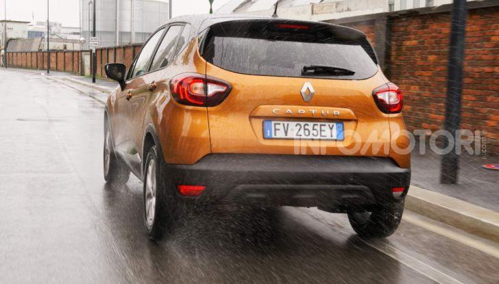 Prova Renault Captur Tce 130 Sport Edition 2019, nuovo allestimento e motore - Foto 8 di 41