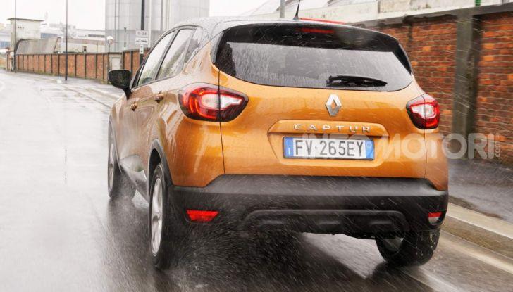 Prova Renault Captur Tce 130 Sport Edition 2019, nuovo allestimento e motore - Foto 9 di 41