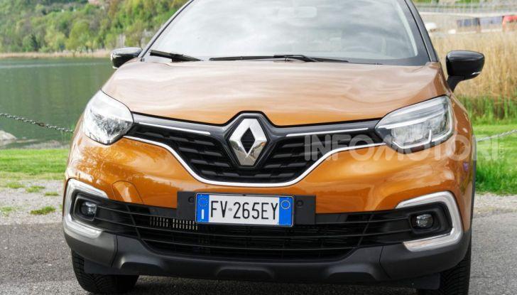 Prova Renault Captur Tce 130 Sport Edition 2019, nuovo allestimento e motore - Foto 12 di 41