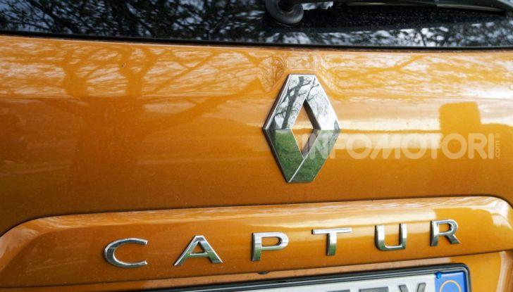 Prova Renault Captur Tce 130 Sport Edition 2019, nuovo allestimento e motore - Foto 19 di 41