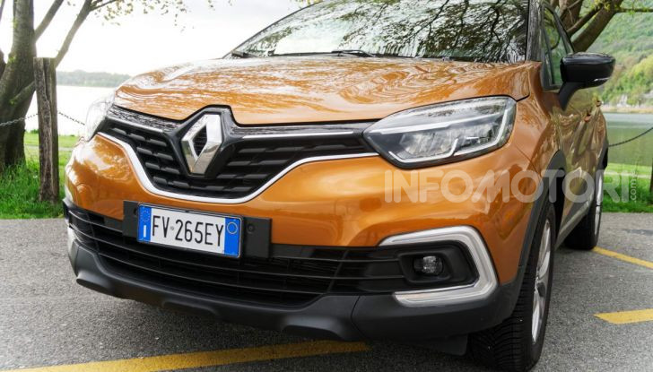 Prova Renault Captur Tce 130 Sport Edition 2019, nuovo allestimento e motore - Foto 20 di 41