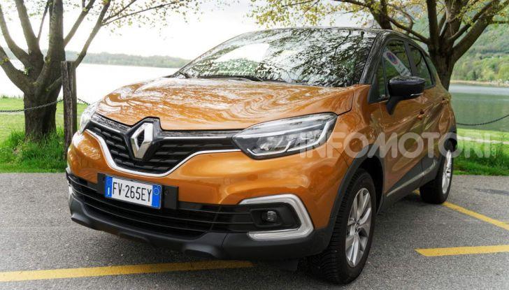 Prova Renault Captur Tce 130 Sport Edition 2019, nuovo allestimento e motore - Foto 21 di 41