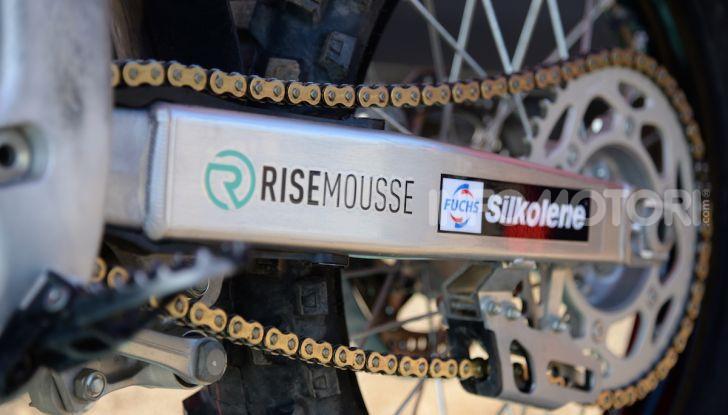 Risemousse, le mousse per moto off-road 100% made in Italy - Foto 16 di 55