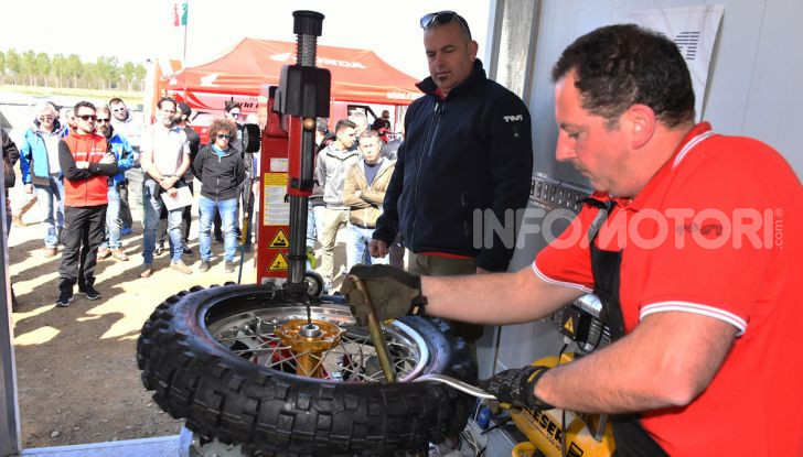 Risemousse, le mousse per moto off-road 100% made in Italy - Foto 24 di 55