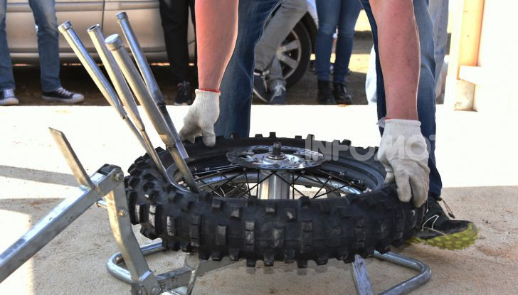 Risemousse, le mousse per moto off-road 100% made in Italy - Foto 32 di 55