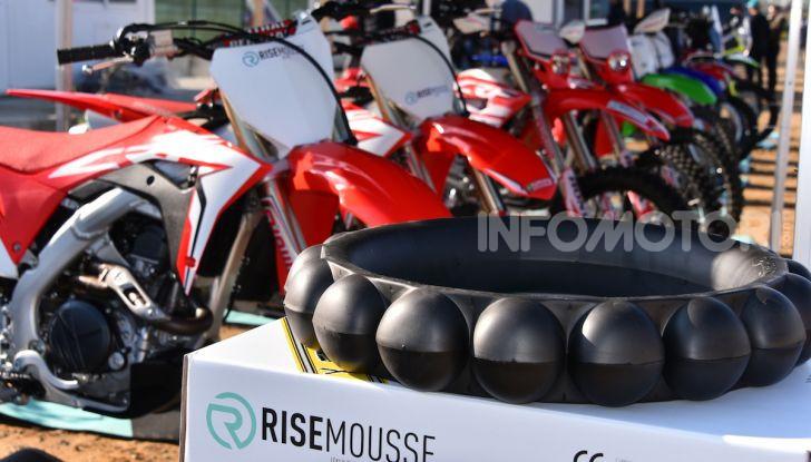 Risemousse, le mousse per moto off-road 100% made in Italy - Foto 39 di 55