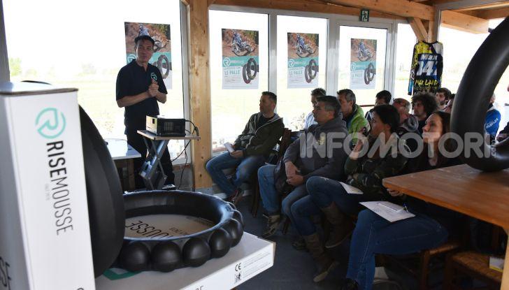 Risemousse, le mousse per moto off-road 100% made in Italy - Foto 41 di 55