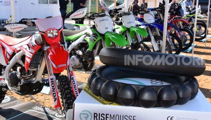 Risemousse, le mousse per moto off-road 100% made in Italy - Foto 47 di 55