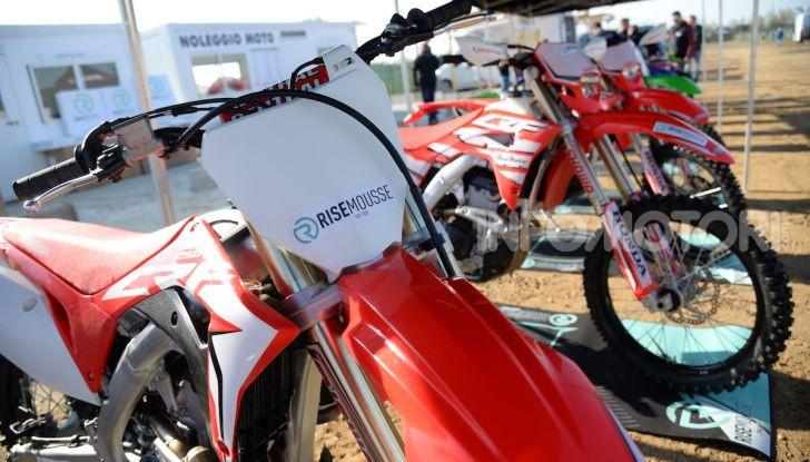 Risemousse, le mousse per moto off-road 100% made in Italy - Foto 53 di 55