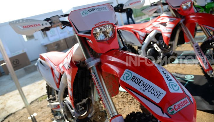 Risemousse, le mousse per moto off-road 100% made in Italy - Foto 54 di 55