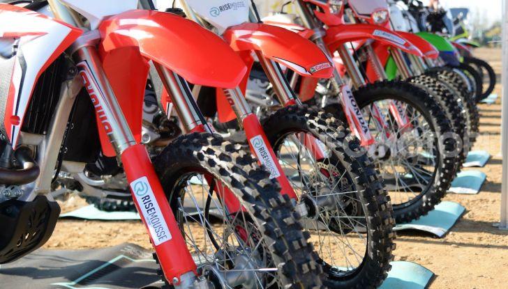 Risemousse, le mousse per moto off-road 100% made in Italy - Foto 55 di 55