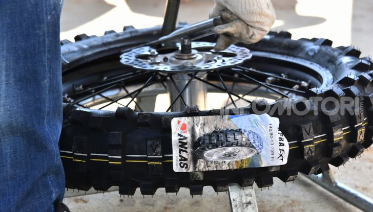 Risemousse, le mousse per moto off-road 100% made in Italy - Foto 8 di 55