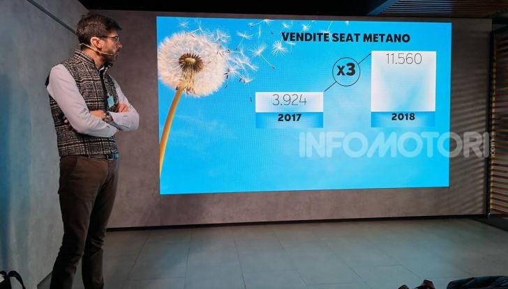 Prova nuova Gamma Seat Metano: info, costi, e benefici dei motori TGI - Foto 6 di 24