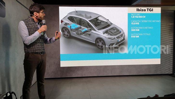 Prova nuova Gamma Seat Metano: info, costi, e benefici dei motori TGI - Foto 14 di 24