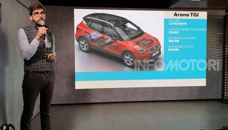 Prova nuova Gamma Seat Metano: info, costi, e benefici dei motori TGI - Foto 15 di 24