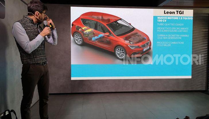 Prova nuova Gamma Seat Metano: info, costi, e benefici dei motori TGI - Foto 16 di 24