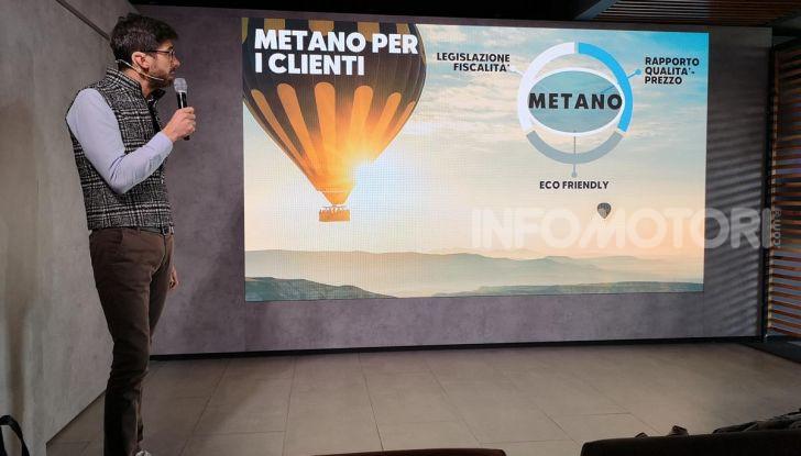 Prova nuova Gamma Seat Metano: info, costi, e benefici dei motori TGI - Foto 17 di 24
