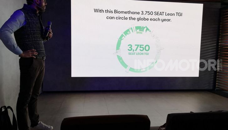 Prova nuova Gamma Seat Metano: info, costi, e benefici dei motori TGI - Foto 18 di 24