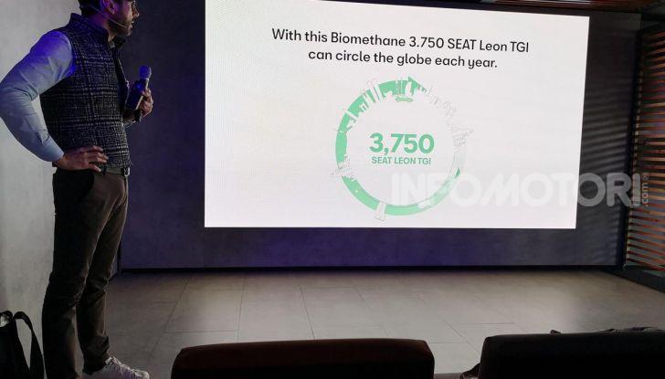 Prova nuova Gamma Seat Metano: info, costi, e benefici dei motori TGI - Foto 19 di 24