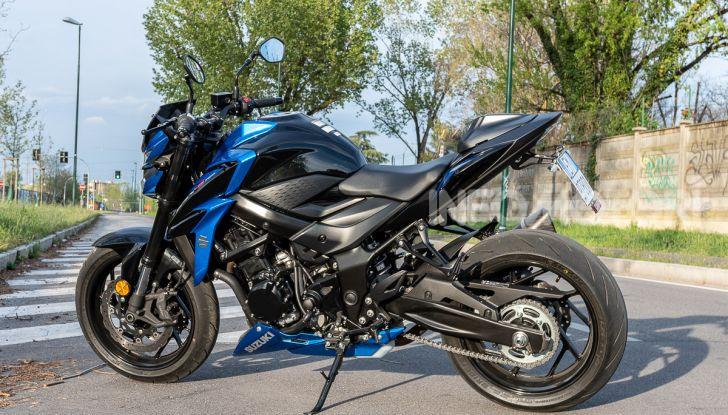 Suzuki GSX-S 750: la naked in versione replica MotoGP - Foto 2 di 42