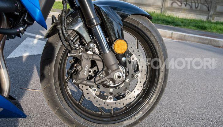 """Prova Suzuki GSX-S750 Yugen Carbon: la Naked """"italiana"""" che arriva dal Giappone - Foto 6 di 42"""
