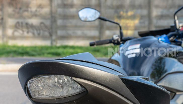 """Prova Suzuki GSX-S750 Yugen Carbon: la Naked """"italiana"""" che arriva dal Giappone - Foto 10 di 42"""