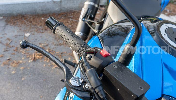 """Prova Suzuki GSX-S750 Yugen Carbon: la Naked """"italiana"""" che arriva dal Giappone - Foto 13 di 42"""