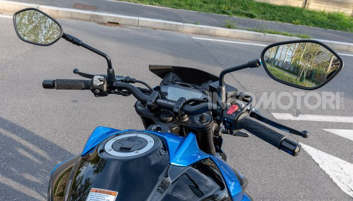 Suzuki GSX-S 750: la naked in versione replica MotoGP - Foto 15 di 42