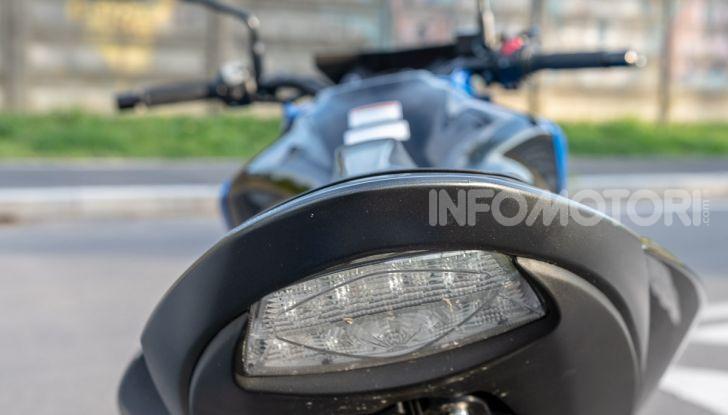 """Prova Suzuki GSX-S750 Yugen Carbon: la Naked """"italiana"""" che arriva dal Giappone - Foto 16 di 42"""