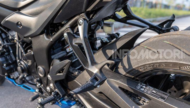 """Prova Suzuki GSX-S750 Yugen Carbon: la Naked """"italiana"""" che arriva dal Giappone - Foto 25 di 42"""