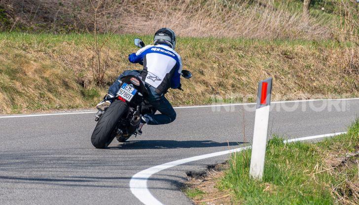"""Prova Suzuki GSX-S750 Yugen Carbon: la Naked """"italiana"""" che arriva dal Giappone - Foto 32 di 42"""