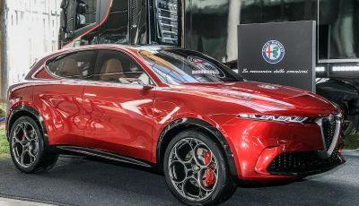 Alfa Romeo Tonale: motori, tecnologia e data di arrivo