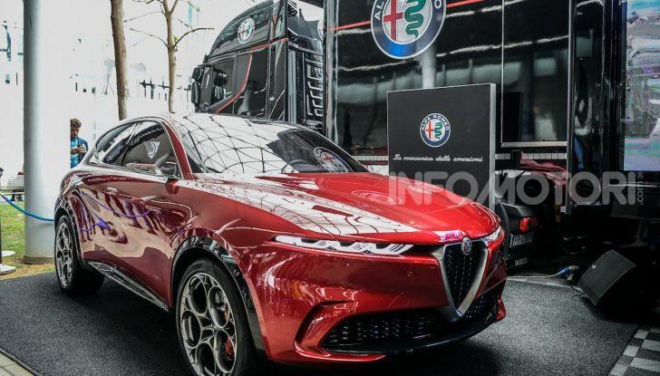 Alfa Romeo Tonale al Salone del Mobile 2019: un'auto come oggetto di design - Foto 1 di 6