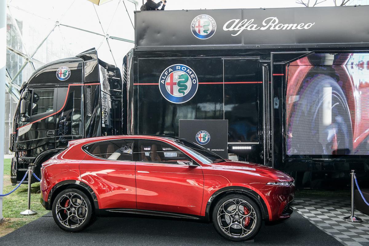 Alfa Romeo Tonale al Salone del Mobile 2019: un'auto come ...